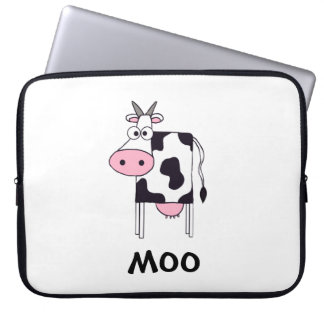 Moo Cow Laptop Sleeve