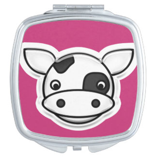 Moo Cow Mirrors For Makeup