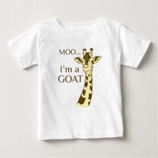moo im a goat baby T-Shirt