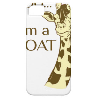 moo im a goat iPhone 5 cover