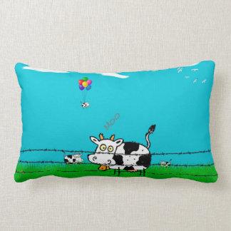 Moo Lumbar Pillow