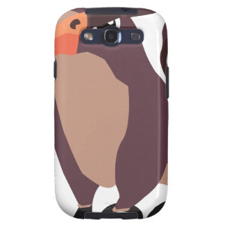 Moo, mean cow design galaxy s3 cover