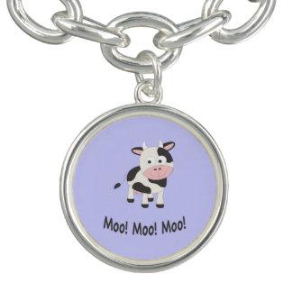 Moo! Moo! Moo! Cute Cow Bracelets