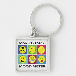 Mood Meter Key Chain