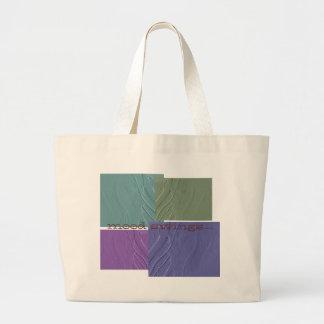 mood swings large tote bag