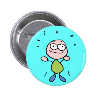 Moodbutton 'ecstatic' 2 inch round button