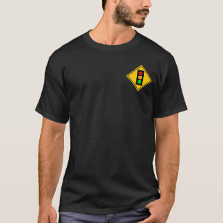 Moody Stoplight Ahead T-Shirt