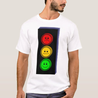 Moody Stoplight Extruded T-Shirt