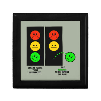 Moody Stoplight Geniuses Think Outside The Box