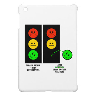 Moody Stoplight Geniuses Think Outside The Box Case For The iPad Mini