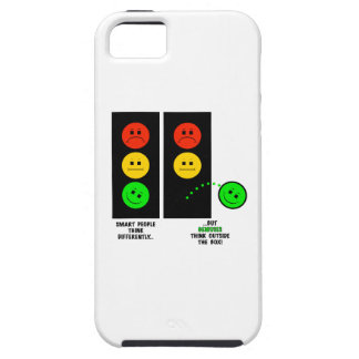 Moody Stoplight Geniuses Think Outside The Box Case For The iPhone 5