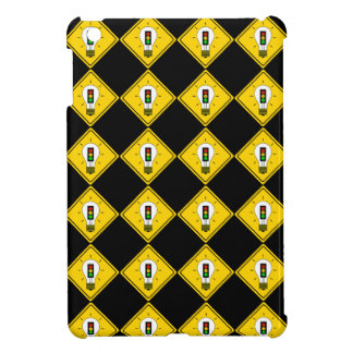 Moody Stoplight Lightbulb Ahead iPad Mini Case