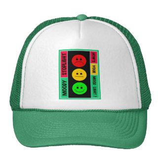 Moody Stoplight Logo Trucker Hat