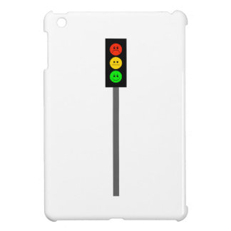 Moody Stoplight on Pole Case For The iPad Mini