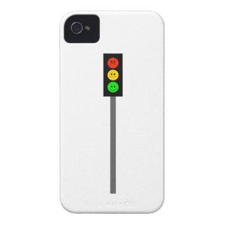Moody Stoplight on Pole Case-Mate iPhone 4 Case