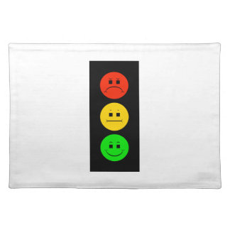 Moody Stoplight Placemat