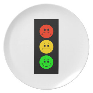 Moody Stoplight Plate