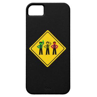 Moody Stoplight Trio Ahead iPhone 5 Cover