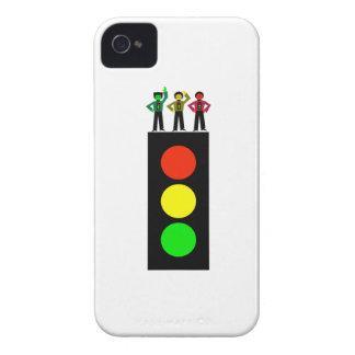 Moody Stoplight Trio Stoplight Case-Mate iPhone 4 Cases
