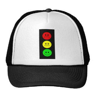 Moody Stoplight Trucker Hat