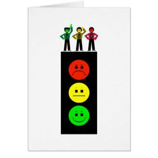 Moody Stoplight With Moody Stoplight Trio Card