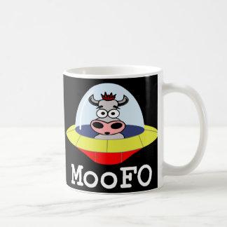 MooFO UFO Mug