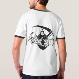 Moogle Reaper Back - Light Design T-Shirt