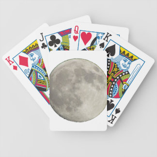 Moon 201711i bicycle playing cards