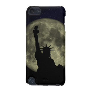 Moon and Lady Liberty iPod Touch 5G Cover