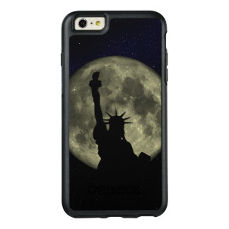 Moon and Lady Liberty OtterBox iPhone 6/6s Plus Case