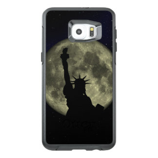 Moon and Lady Liberty OtterBox Samsung Galaxy S6 Edge Plus Case