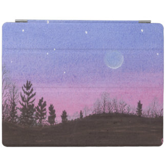 Moon and Stars iPad Cover