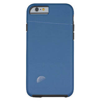 Moon and Vapour Trail iPhone 6 Tough Tough iPhone 6 Case
