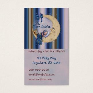 Moon Baby Elf Business Card
