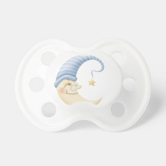 Moon Baby Pacifier