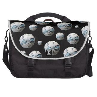 Moon Bag, picture taken in Edinburgh Commuter Bags