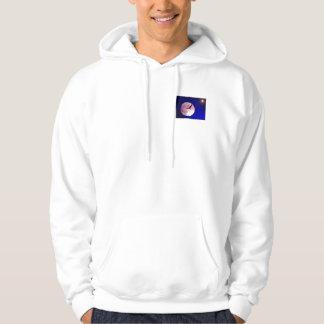 Moon bird hoodie