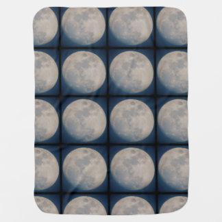 Moon Blankie Swaddle Blankets