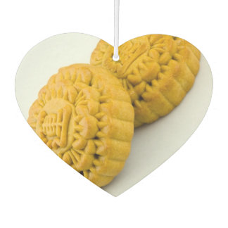 Moon Cakes Design Air Freshener Chinese Happiness