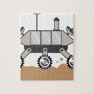 Moon Car Jigsaw Puzzle