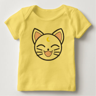 moon cat baby T-Shirt