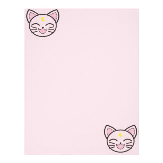 moon cat letterhead