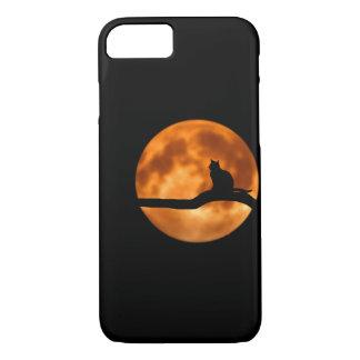 Moon Cat Phonecase Case-Mate iPhone Case