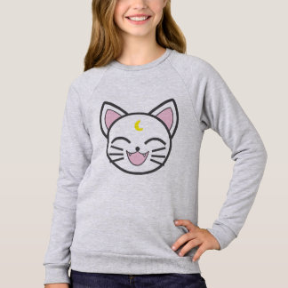 moon cat sweatshirt