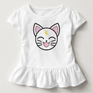 moon cat toddler t-shirt