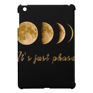 Moon child iPad mini case