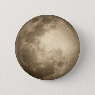 Moon Closer View Pin Button