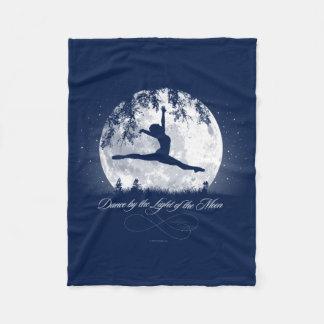 Moon Dance Fleece Blanket