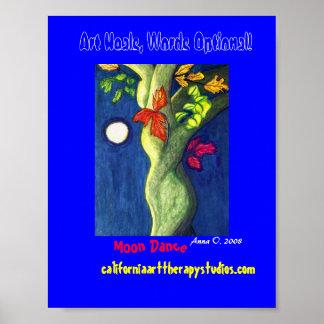 Moon Dance - poster