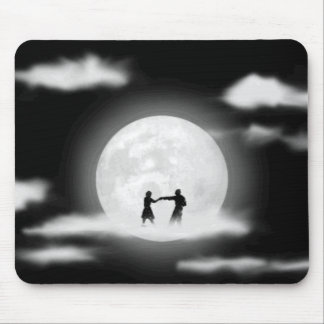 Moon Dancing! Mouse Pad